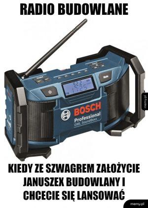 Bo zwykłe radio za stówkę to słabo