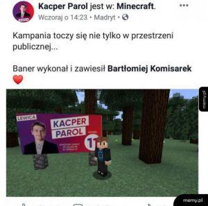 Banner w Minecraft