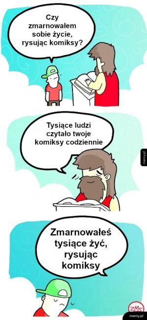 Komiksy w sieci