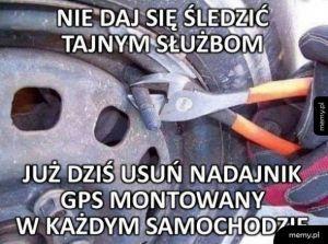 Nadajnik GPS
