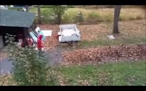 Czas podpalić liście