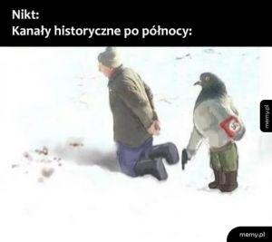 Kanały historyczne
