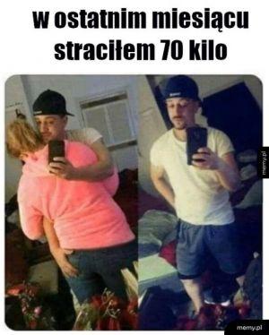 Szybka strata kilogramów Powi