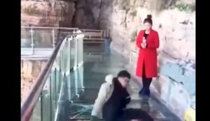 Pękająca podłoga