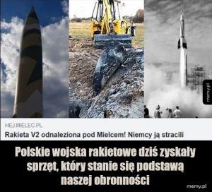 Polskie wojska przeciwrakietowe