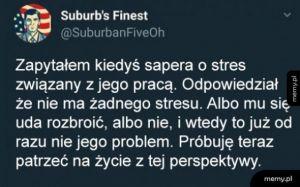 Stres sapera