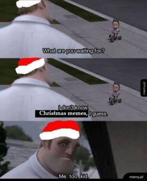 Świąteczne memy