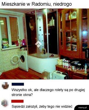 Tanie mieszkanie