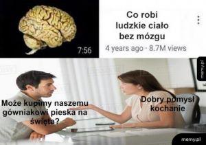 Ciało bez mózgu