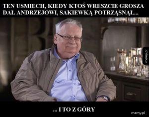 Grosza daj Andrzejowi!