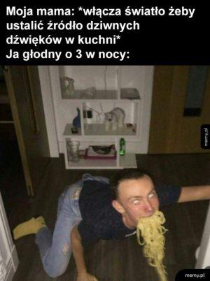 Nocny głód