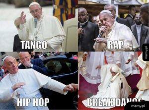 Tańczymy z Papieżem
