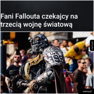 WWIII&Fallout