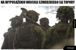 Wyposażenie wojska