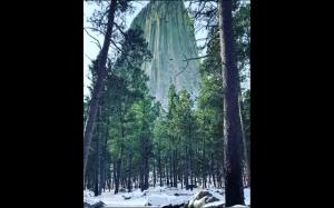 Wieża Diabła, USA