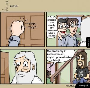 Rozmowa o Jezusie