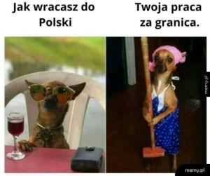 Polska za granicą
