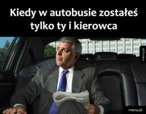Prywatny szofer