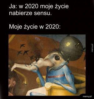 Życie w 2020