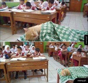 Jak zachować w klasie ciszę