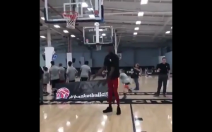 Jak oszukać gracza koszykówki