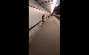Genialny  backflip