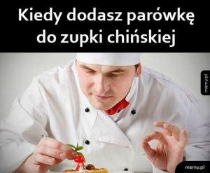 Jestem kucharzem