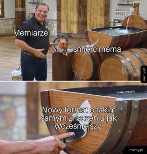 Śmierć mema