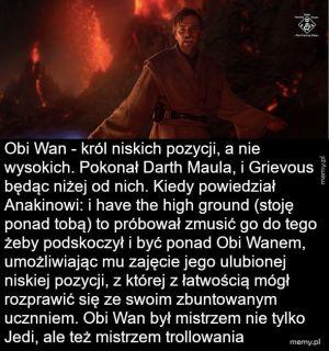 Obi Wan Kenobi