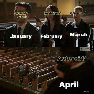 April's Coming