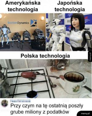 Polska technologia