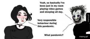 """""""Jaka pandemia?"""""""