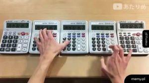 Kwarantanna, dzień 22: Evangelion grany na kalkulatorach