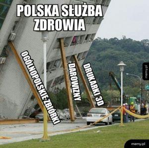 Polska służba zdrowia