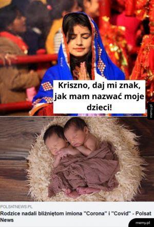 Mogli nazwać dzieci Polsat i News