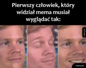 Pierwszy mem