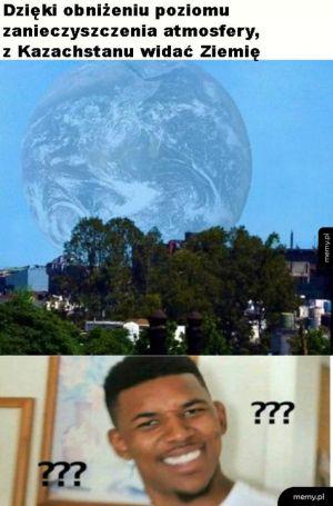 Nareszcie można zobaczyć Ziemię