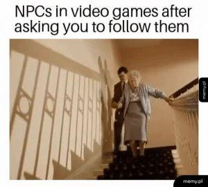 Typowy NPC