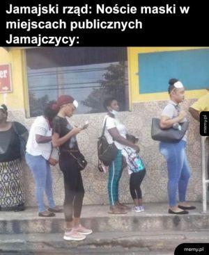 Tymczasem na Jamajce