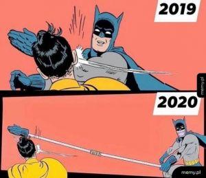 Nowy gadżet Batman'a