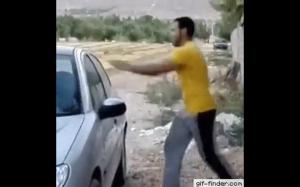 Gdy się zatrzaśniesz w samochodzie