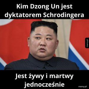 Dyktator Schrodingera