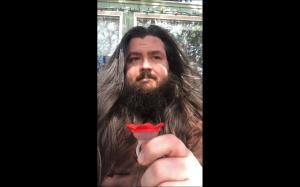 Prawdziwy Hagrid