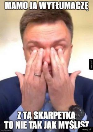 Panie Szymonie ... Chłopaki nie płaczą