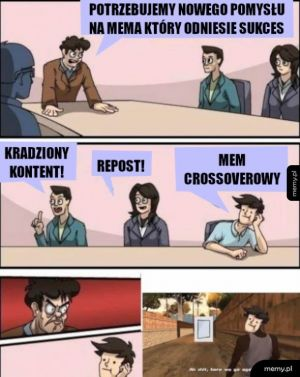 Krzyżówka mema