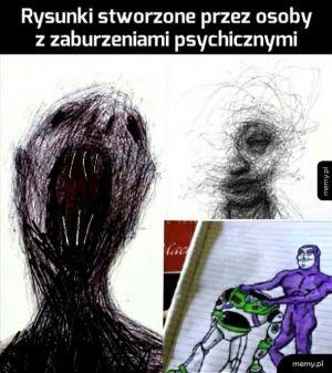 Przerażające
