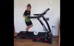 Nietypowy trening