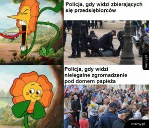 Policja dzisiaj