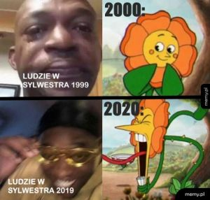 KONIEC ŚWIATA 2000 VS 2020