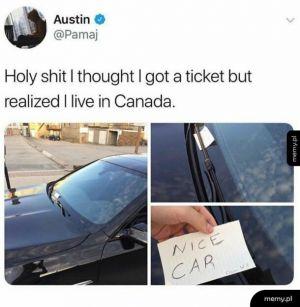 Mandaty w Kanadzie